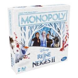 MONOPOLY DISNEY REINE DES NEIGES 2 - Jeux de Société au prix de 29,95€