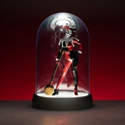 LAMPE DC COMICS HARLEY QUINN ARLEQUIN - Lampes Décor au prix de 24,95€