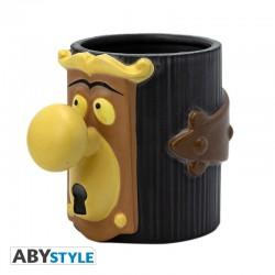 MUG 3D DISNEY ALICE AU PAYS DES MERVEILLES 500ML - Mugs au prix de 14,95€