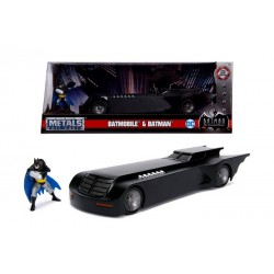 REPLIQUE DC COMICS BATMOBILE BATMAN THE ANIMATED SERIES 1:24 - Figurines au prix de 29,95 €
