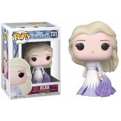 POP DISNEY LA REINE DES NEIGES 2 731 ELSA EPILOGUE - Figurines POP au prix de 14,95€