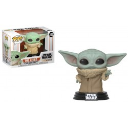 POP STAR WARS 368 THE CHILD ( BEBE YODA ) - Figurines POP au prix de 14,95€