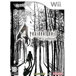 WII RESIDENT EVIL 4 - Jeux Wii au prix de 9,95€