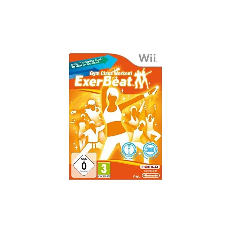WII EXERBEAT - Jeux Wii au prix de 14,95€