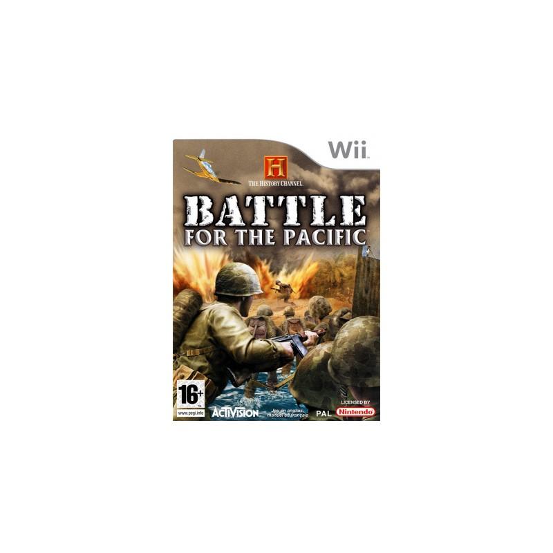 WII HISTORY CHANNEL - Jeux Wii au prix de 31,95€