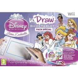 WII UDRAW PACK SPECIAL DISNEY - Jeux Wii au prix de 0,00€