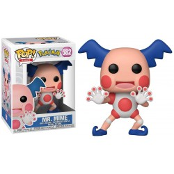 POP POKEMON 582 MR. MIME - Figurines POP au prix de 19,95 €