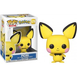 POP POKEMON 579 PICHU - Figurines POP au prix de 19,95€