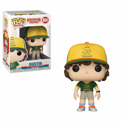 POP STRANGER THINGS 804 DUSTIN - Figurines POP au prix de 14,95 €