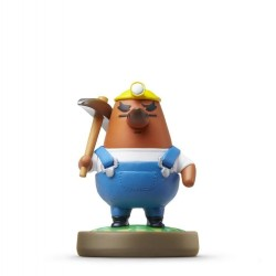 AMIIBO ANIMAL CROSSING RESETTI REESE T - Figurines NFC au prix de 14,95 €