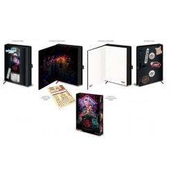 NOTEBOOK STRANGER THINGS VHS A5 PREMIUM - Papeterie au prix de 12,95€