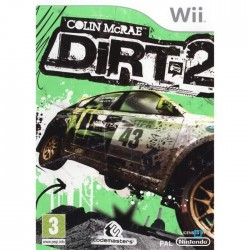 WII COLIN MC RAE DIRT 2 - Jeux Wii au prix de 9,95€