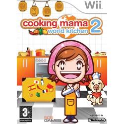 WII COOKING MAMA 2 - Jeux Wii au prix de 19,95€