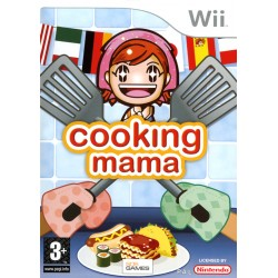 WII COOKING MAMA - Jeux Wii au prix de 7,95€