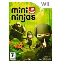 WII MINI NINJA - Jeux Wii au prix de 9,95€