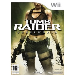 WII TOMB RAIDER UNDERWORLD - Jeux Wii au prix de 8,95€