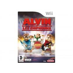 WII ALVIN ET LES CHIPMUNKS - Jeux Wii au prix de 21,95€