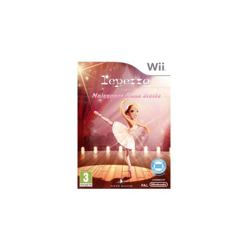 WII REPETTO NAISSANCE D UNE ETOILE - Jeux Wii au prix de 12,95€