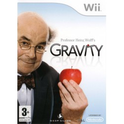 WII GRAVITY - Jeux Wii au prix de 9,95€