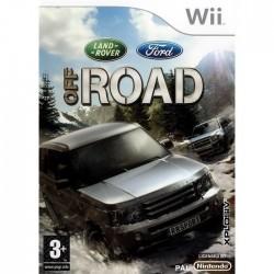 WII OFF ROAD - Jeux Wii au prix de 9,95€