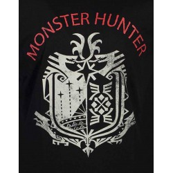 TSHIRT MONSTER HUNTER RESEARCH TAILLE M - Textile au prix de 19,95€