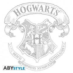 TSHIRT HARRY POTTER HOGWARTS GIRL TAILLE S - Textile au prix de 19,95€