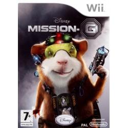 WII MISSION G - Jeux Wii au prix de 7,95€