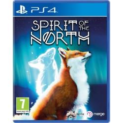 PS4 SPIRIT OF THE NORTH OCC - Jeux PS4 au prix de 19,95€