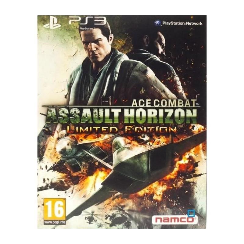 PS3 ACE COMBAT ASSAULT HORIZON LIMITED EDITION OCC - Jeux PS3 au prix de 14,95€