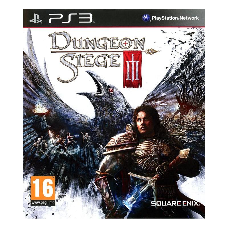 PS3 DUNGEON SIEGE 3 - Jeux PS3 au prix de 7,95€