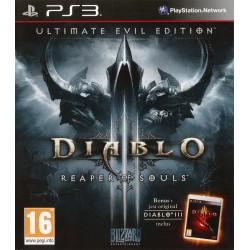 PS3 DIABLO III ULTIMATE EVIL EDITION REAPER OF SOULS - Jeux PS3 au prix de 14,95€