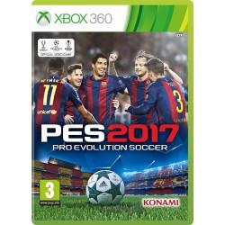 X360 PES 2017 - Jeux Xbox 360 au prix de 9,95€
