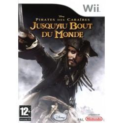 WII PIRATES DES CARAIBES 3 - Jeux Wii au prix de 6,95€