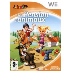 WII MA PENSION D ANIMAUX - Jeux Wii au prix de 39,95€