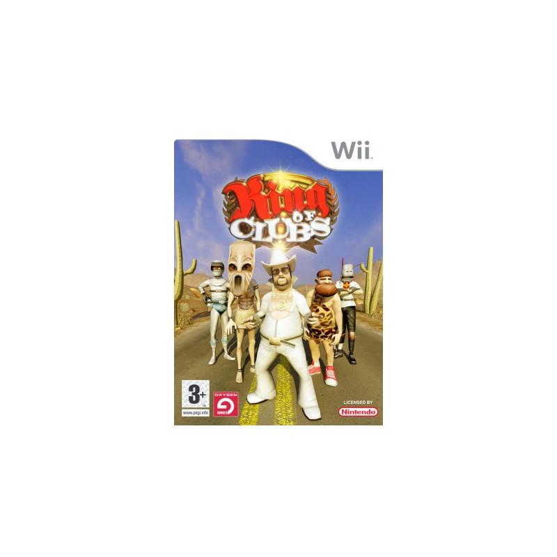 WII KINGS OF CLUB - Jeux Wii au prix de 6,95€
