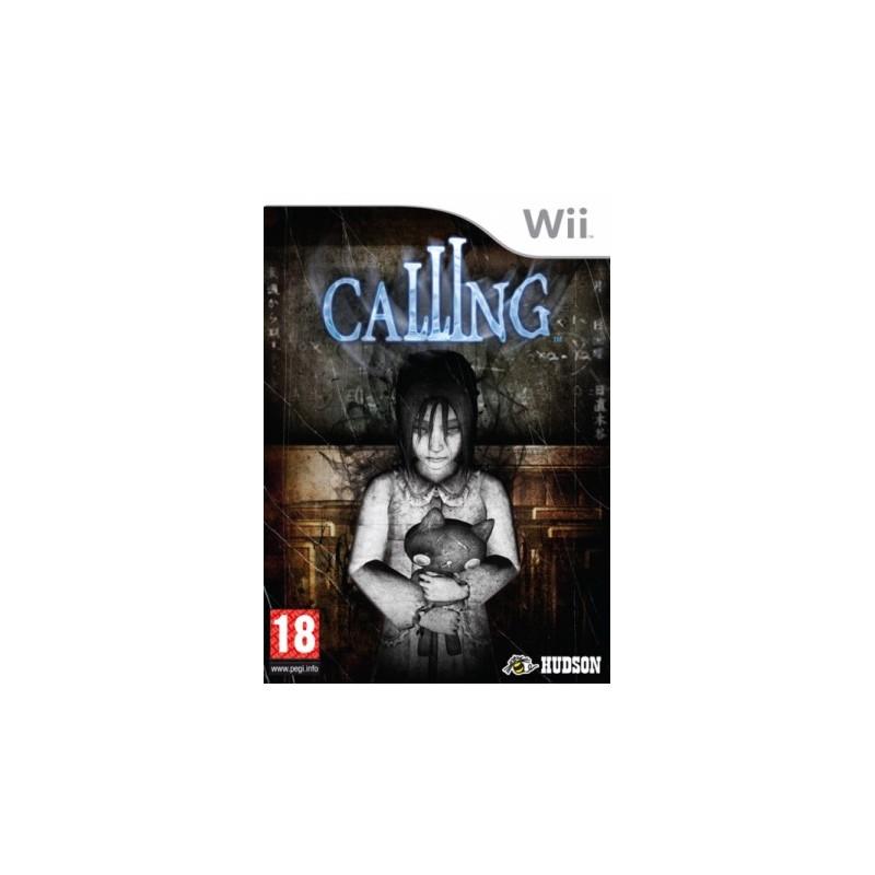WII CALLING - Jeux Wii au prix de 9,95€