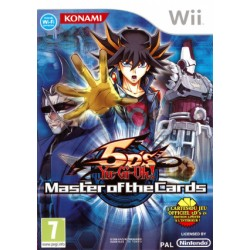 WII YU GI OH MASTER OF THE CARDS - Jeux Wii au prix de 22,95€