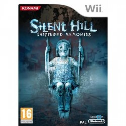 WII SILENT HILL - Jeux Wii au prix de 24,95€