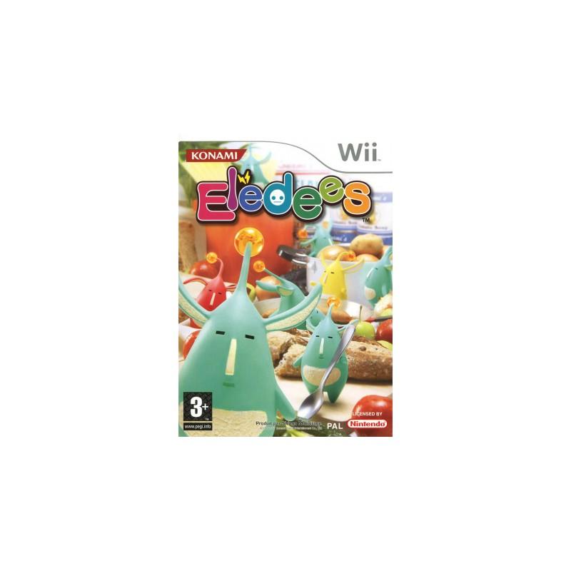 WII ELEDEES - Jeux Wii au prix de 14,95€
