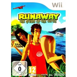 WII RUNAWAY - Jeux Wii au prix de 10,95€