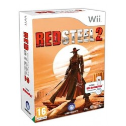 WII RED STEEL 2 - Jeux Wii au prix de 5,95€