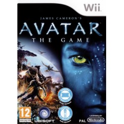 WII AVATAR THE GAME - Jeux Wii au prix de 7,95€