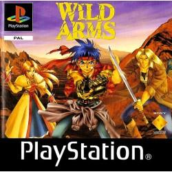PSX WILD ARMS - Jeux PS1 au prix de 49,95€
