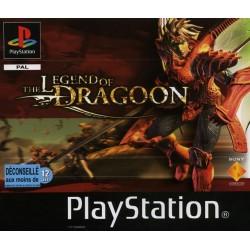 PSX THE LEGEND OF DRAGOON - Jeux PS1 au prix de 89,95€