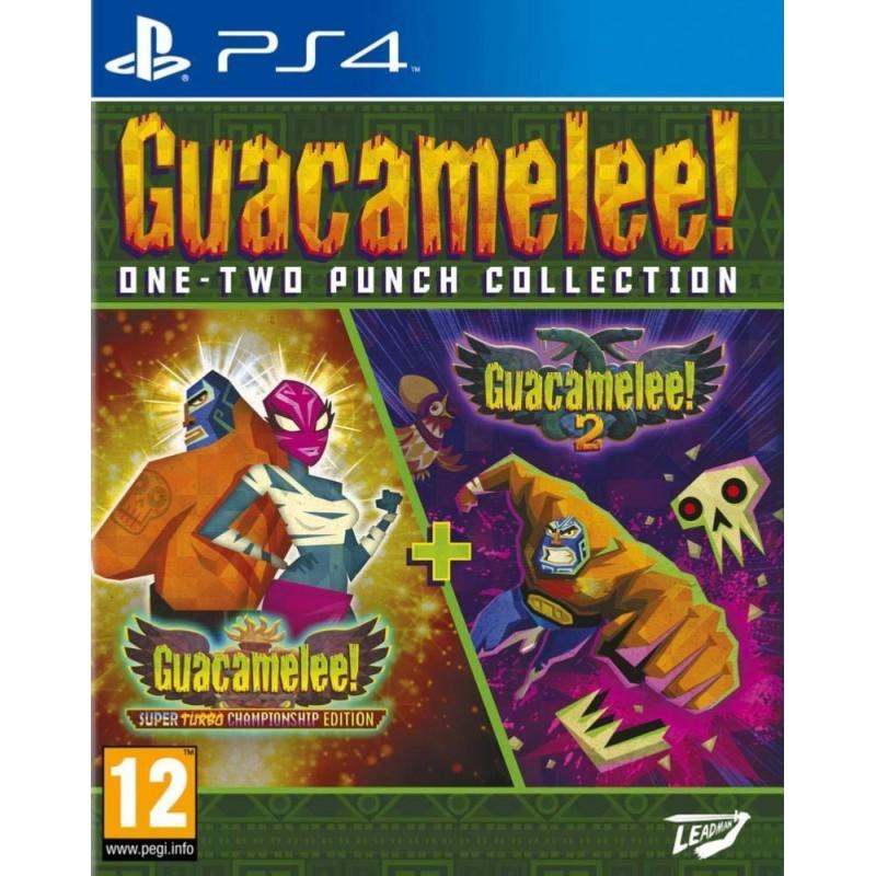 PS4 GUACAMELEE! ONE TWO PUNCH COLLECTION - Jeux PS4 au prix de 39,95€
