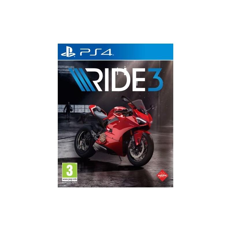 PS4 RIDE 3 OCC - Jeux PS4 au prix de 17,95€