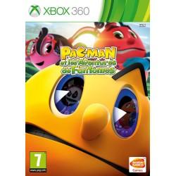X360 PAC MAN ET LES AVENTURES DE FANTOMES - Jeux Xbox 360 au prix de 9,95€