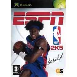 XB NBA 2K5 - Jeux Xbox au prix de 4,95€