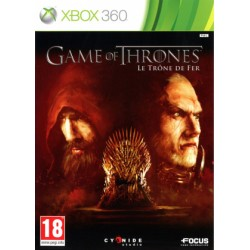 X360 GAME OF THRONES - Jeux Xbox 360 au prix de 9,95 €