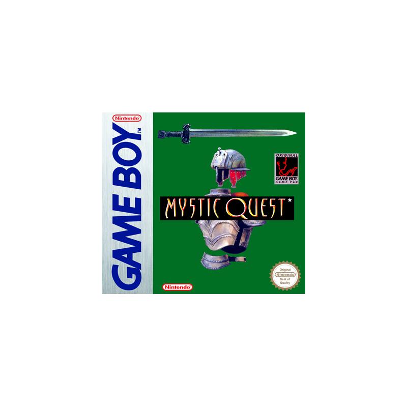 GB MYSTIC QUEST (FRA) - Jeux Game Boy au prix de 34,95€